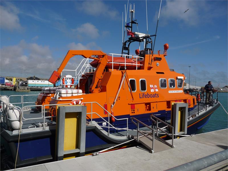 Lifeboat August 5 2011